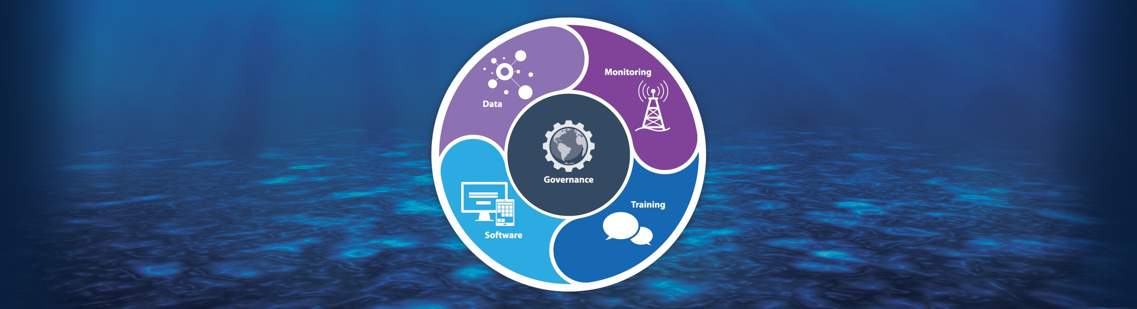 When you need to acquire, manage, use and share marine environmental data